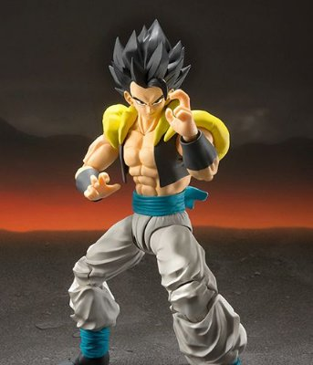 Gogeta SSJ Blue/God - Dragon Ball Super Broly - S.H.figuarts Bandai