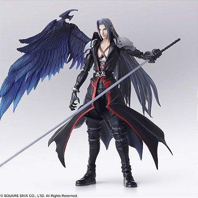 Sephiroth Kingdom Hearts Action Figure Bring Arts