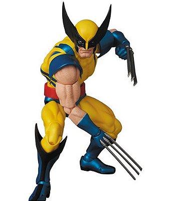 Wolverine (Comic ver.) X-Men - MAFEX Nº 096 - Medicom Toy