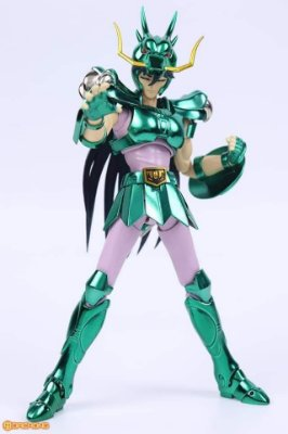 Shiryu de Dragão V1 - Saint Seiya - Great Toys
