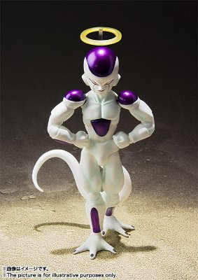 Freeza Ressurection - Dragon Ball Z - SH Figuarts Bandai Frieza