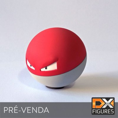 [ Pré-venda (50%) do Valor Total ] Voltorb DX FIG-002 - Pokémon Figure