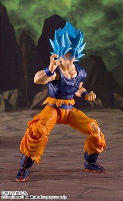 Goku SS Blue Final Battle + Ultra Instinct - Demoniacal Fit