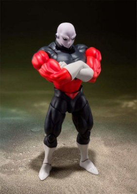 Jiren Dragon Ball Super - S.H.Figuarts Bandai