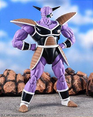 Capitão Ginyu S.H.Figuarts Bandai Dragon Ball Z