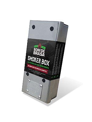 Smoker Box (smoke box)  - Bom de Brasa - Inox
