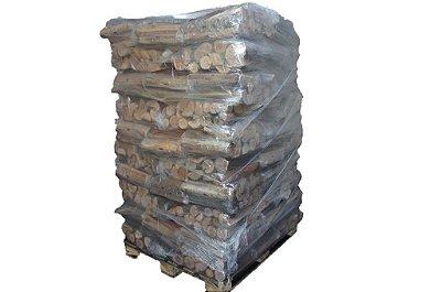 Palete 50 unidades Lenha 8 kg (R$15,00/pct.)