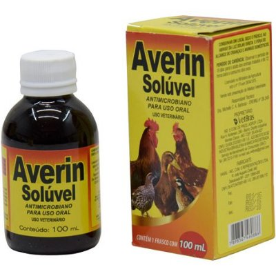 Averin 100ml vetbras