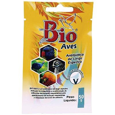 Bio Aves Antibiotico 50gr Pinus