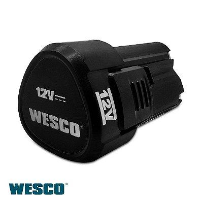 Bateria 12V (Li-Ion) para Parafusadeira e Furadeira WS2500 - Wesco