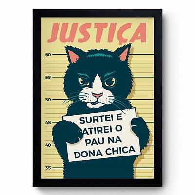 Atirei na Dona Chica