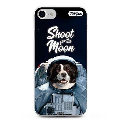 Capinha Astronauta - modelo Apple