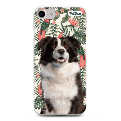 Capinha Floral - modelo Apple