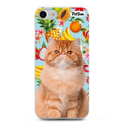 Capinha Frutas - modelo Apple