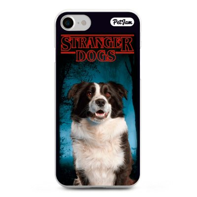 Capinha Stranger Dogs/ Cats - modelo Apple