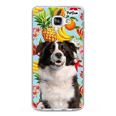 Capinha Frutas - modelo Samsung