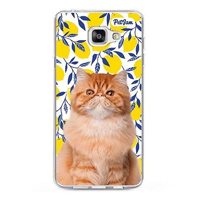 Capinha Limões - modelo Samsung