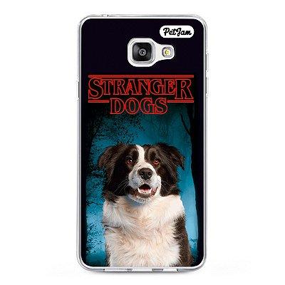 Capinha Stranger Dog/Cat - modelo Samsung