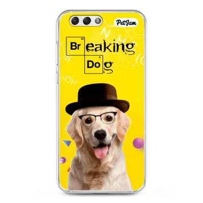 Capinha Breaking Dog/Cat - modelo Asus