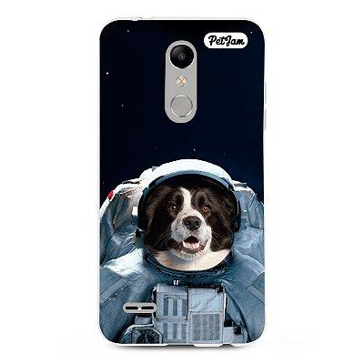 Capinha Astronauta - modelo LG