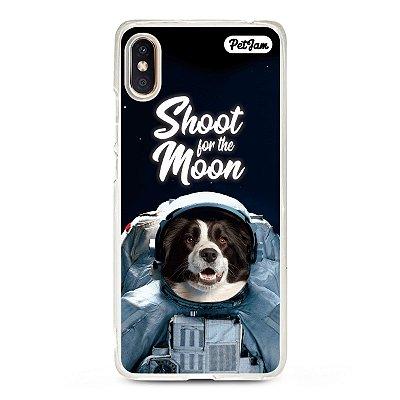Capinha Astronauta - modelo Xiaomi