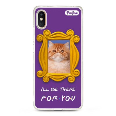 Capinha I'll be there for you - modelo Xiaomi