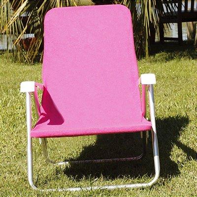 Toalha para Cadeira de Praia Comphy Pink