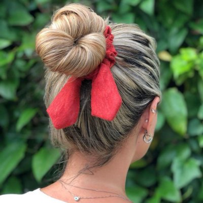 Scrunchie Comphy Terracota