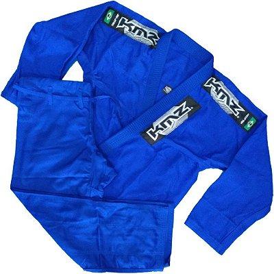 Kimono KMZ Leve Azul