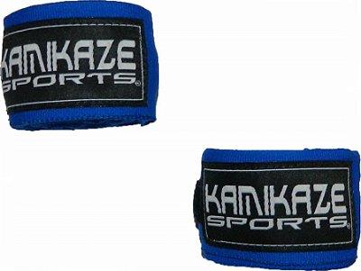 Bandagem 3 metros Azul Kamikaze