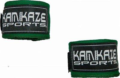 Bandagem 3 metros Verde Kamikaze