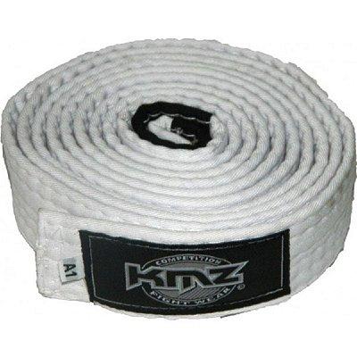 Faixa KMZ Branca com Ponteira