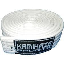 Faixa Kamikaze Sports Branca