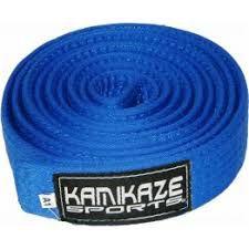 Faixa Kamikaze Azul