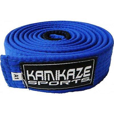 Faixa Kamikaze Sports Azul c/ponteira