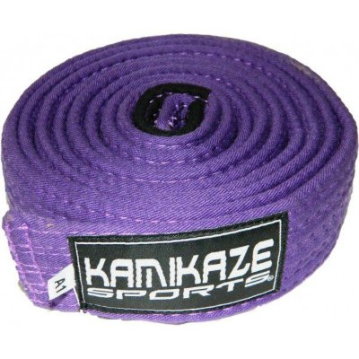 Faixa Kamikaze Sports Roxa c/ponteira