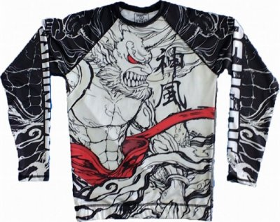 Rash Guard Fujin