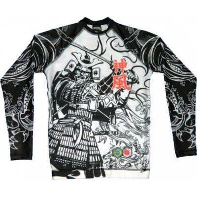 Rash Guard Samurai