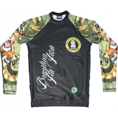 Rash Guard Oriente