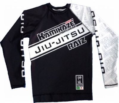 Rash Guard Jiu Raiz