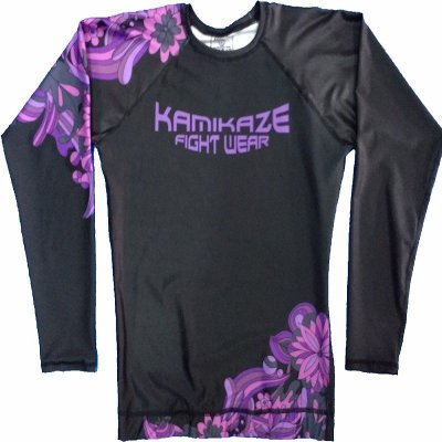 Rash Guard Gueixa Katana