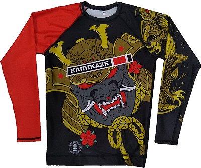 Rash Guard Samurai Faixa