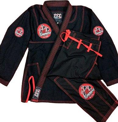 Kimono 777 Preto Patches