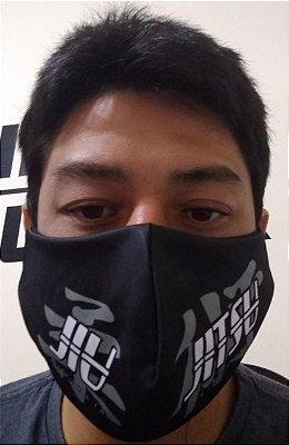 Máscara Preta Jiu Jitsu