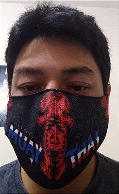 Máscara Muay Thai