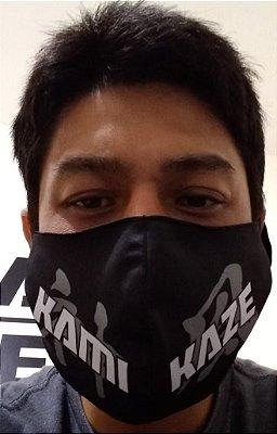 Máscara Kamikaze Preta
