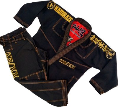 Kimono K2 XX Preto