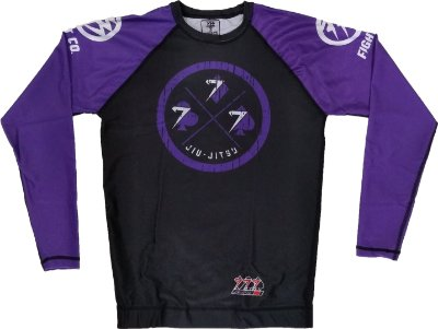 Rash Guard 777 Roxa Lucky Day