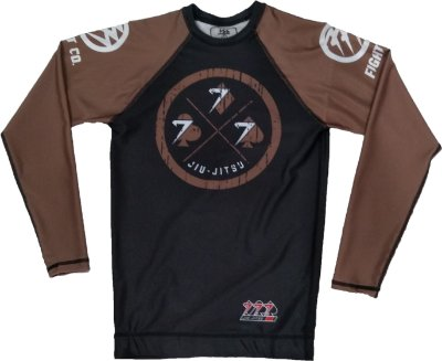 Rash Guard 777 Marrom Lucky Day