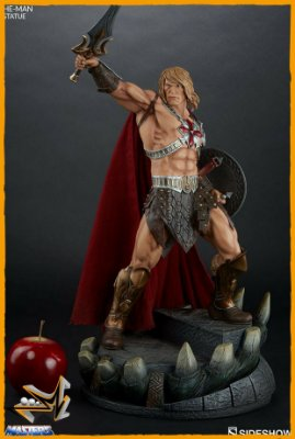 He-Man Master Of The Universe - Sideshow